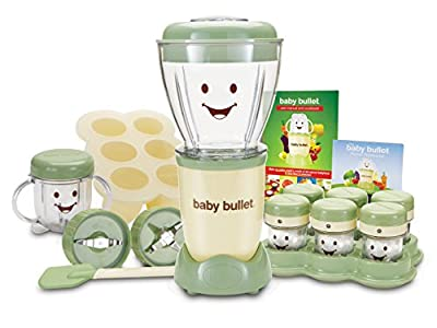 Magic Bullet Baby Bullet Baby Care System from Baby Bullet