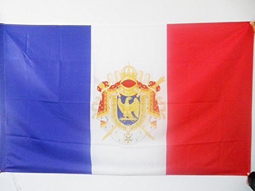 Le drapeau de la France Premier Empire 1804-1815