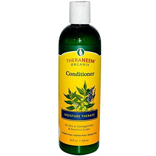 TheraNeem Organix, Après-shampooing, Hydratation Therap ?, 12 fl oz (360 ml)