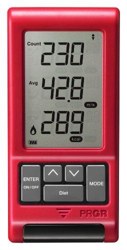 スイングスピード測定器 PRGR(プロギア) NEW RED EYES POCKET