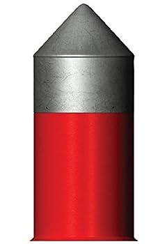 Crosman LF22167 .22-Caliber Lead-Free Powershot Red Flight Ultra Heavy Premium Pellets  100-Count