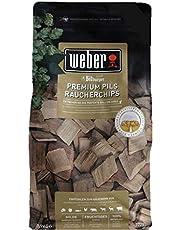 Weber Räucherchips Bitburger Premium Pils Smoking Chips 700 g, trä