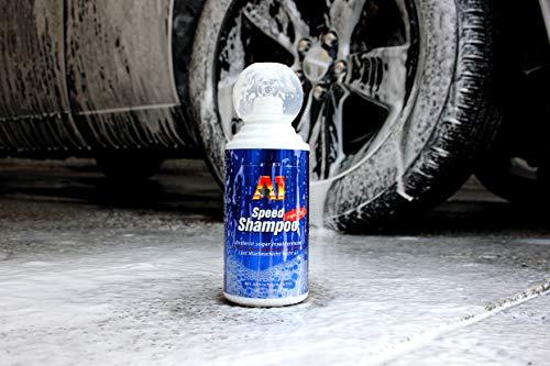 Dr. Wack - A1 Speed Shampoo, 500 ml (#2760)