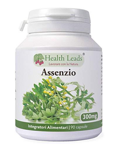 Assenzio (Artemesia absinthum) 300mg x 90 capsulas