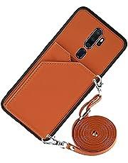 Portemonnee creditcardhouder met lanyard telefoonhoesje voor OPPO A9 2020 / A5 2020 / A11 / A11X