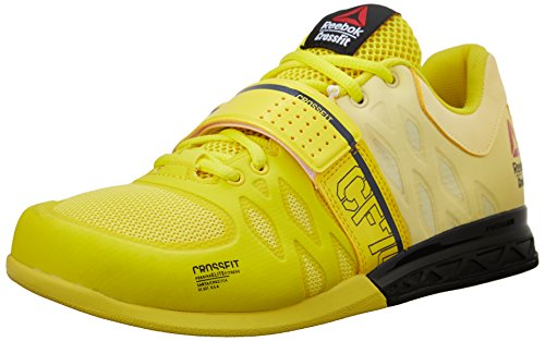 Reebok Women's R Crossfit Lifter Plus 2.0 Training Shoe (8.5 B(M) US) Yellow