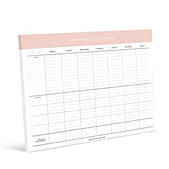 Best weekly family planner Reviews