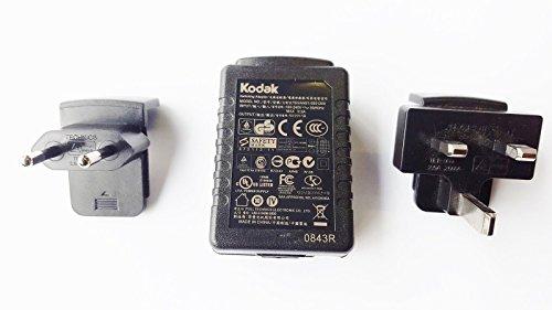 UK EU KODAK TESA5G1-0501200 CAMERA NETZTEIL 5V 1A V1253, V1273, Zi8, Zi10