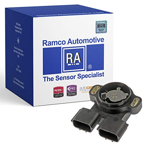Price comparison product image Ramco Automotive,  Throttle Position Sensor,  Compatible with Wells TPS4154,  Standard Motor Products TH382 (RA-TPS1060)