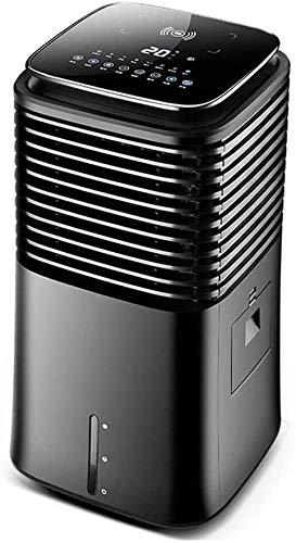 ZouYongKang Acondicionador de Aire portátil, refrigeradores de Aire evaporativos, Aire Acondicionado portátil con Filtro de Ventilador, Temporizador de 15 Horas y Tanque de Agua de 8 litros