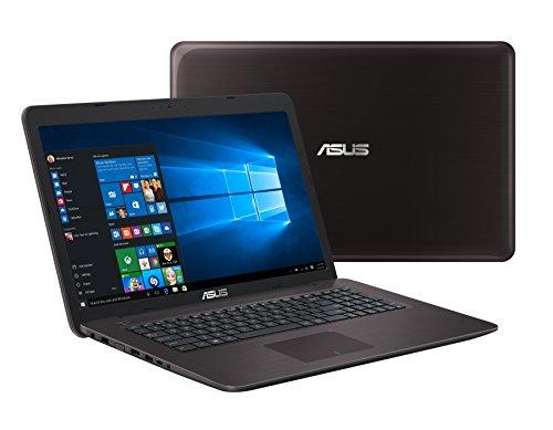 ASUS X756UV-TY206T 2.50GHz i5-7200U 17.3' 1600 x 900Pixel Marrone Computer portatile [Spania]