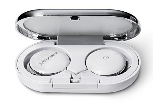 Medisana BT 850 Elektronischer Bodytoner mit App-Steuerung, weiß