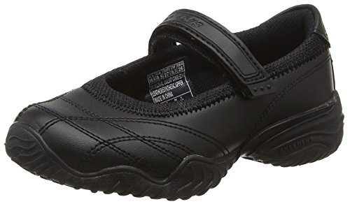 Skechers Girls Velocity Pouty Mary Jane School Shoe