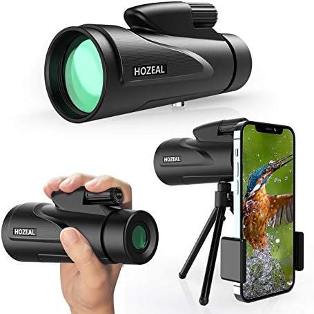 12X50 High Definition Monocular Telescope Night Vision Monocular Telescope High Powered Binoculars product image