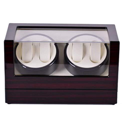 ZCYXQR Caja de Reloj Devanadera de Reloj automática Devanadera de Reloj Agitadores Cajas de oscilación Medidores mecánicos Pulseras de Cuerda automática Devanaderas de Reloj