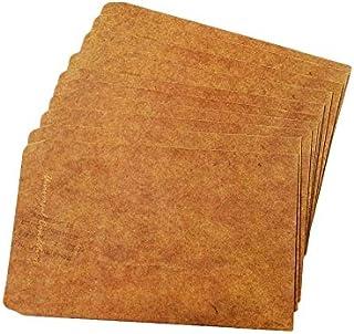 10pcs/lot Vintage Kraft Paper Envelopes DIY Multifunction Cards Letter Envelope160*110mm