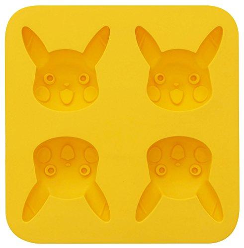 Madeleine Molds Silicon Yakiyaki Mini Madeleine Pokemon Pikachu XY by Skater