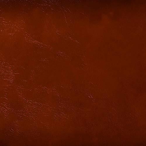 Kit de Parche de Piel,Parches de Piel Cuero Artificial, para Sofá Asientos de Coche Pegatina de Reparación de Polipiel Parches marrón20cmX138cm