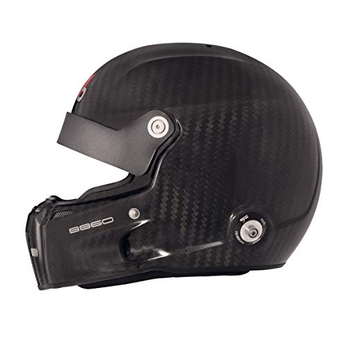 Stilo AA0701BG1N54 ST5 R Carbon Rally Helm, 54