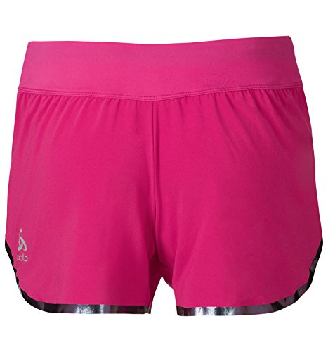 Odlo Damen Oberbekleidung Samara Shorts, Beetroot Purple, L