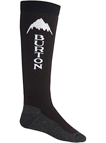 Burton Herren Snowboardsocken Emblem, true black, L, 10068100002