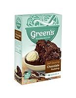 グリーンスポンジプリンチョコレート260gm