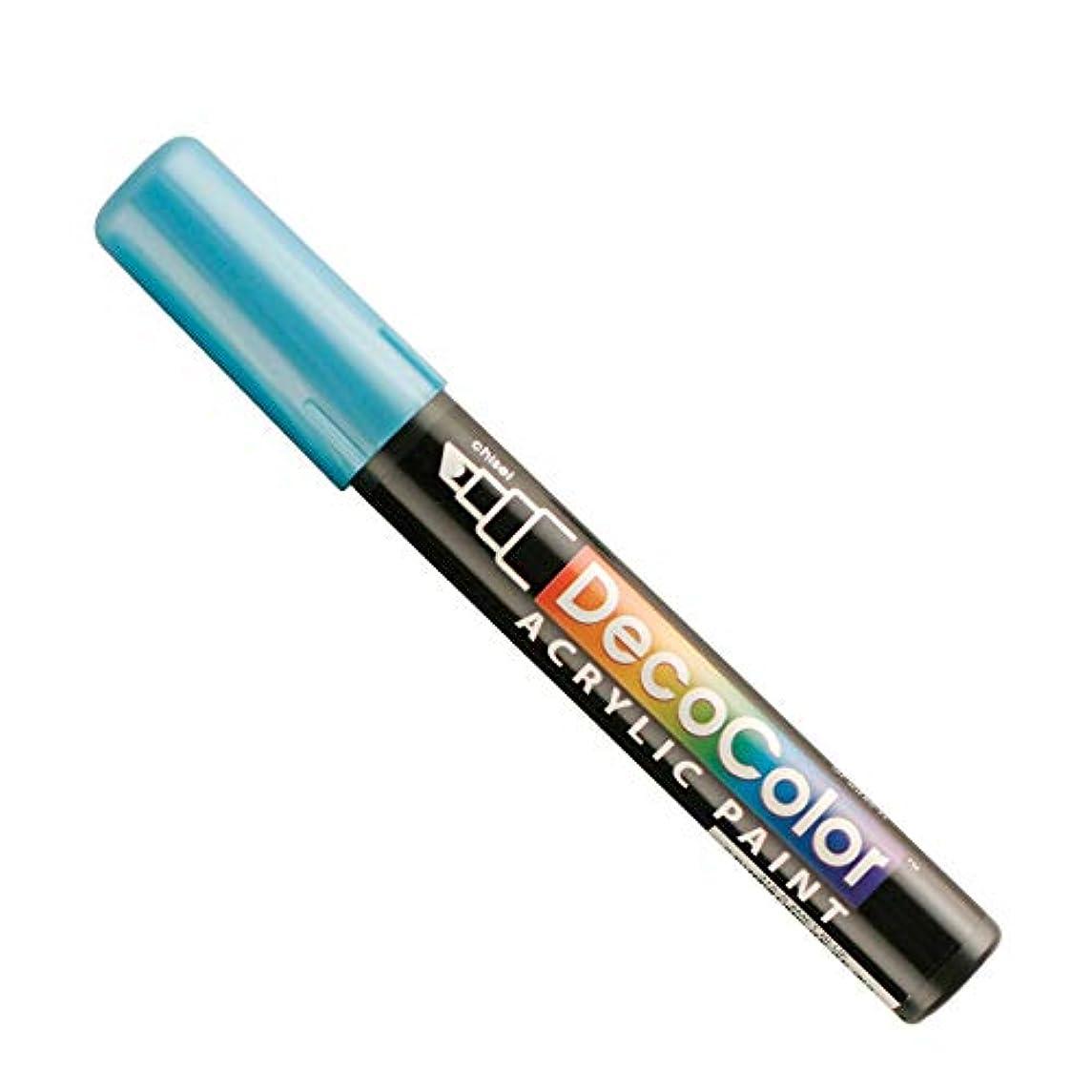 DecoColor 315-S-M3 Acryic Paint Marker Metallic, Blue