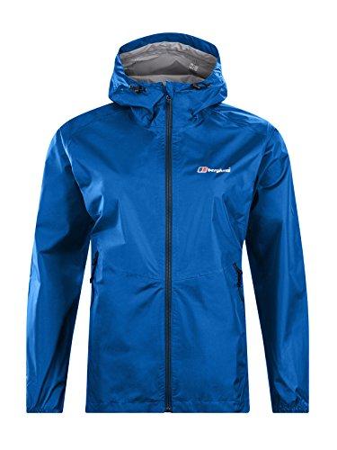 Berghaus Damen Deluge Light Wasserfeste Jacke, Blau (Galaxy Blue), 10(S)