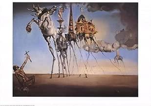 Salvador Dali - Temptation Of St. Anthony, C.1946