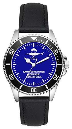 Soldat Geschenk Bundeswehr Artikel Kampfschwimmer Eckernförde Uhr L-1206