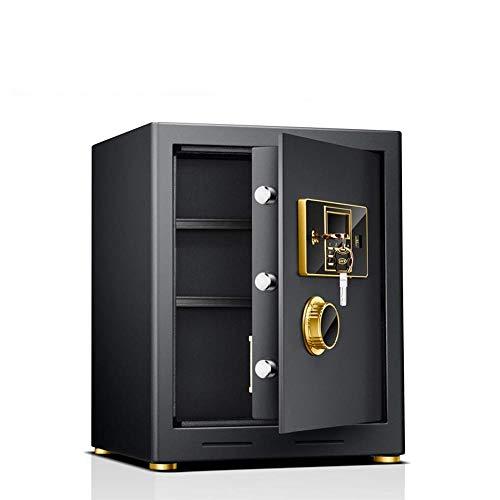Caja de Seguridad Digital Gabinete Digital electrónico de Emergencia Deluxe Caja Fuerte con el número de Teclas de Bloqueo for Ministerio del Hotel joyería Efectivo de Almacenamiento Alta Seguridad