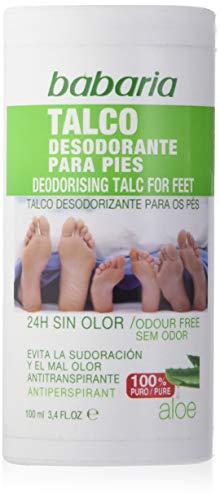 Babaria - Talco Desodorante Para Pies