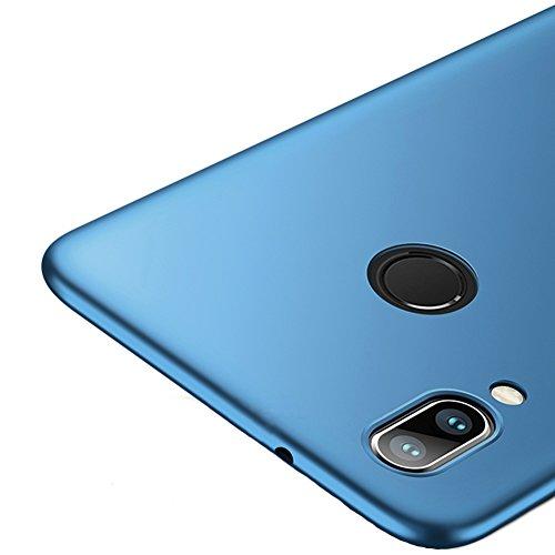Vooway Blu Ultra Sottile Custodia Cover Case + Pellicola Protettiva per Huawei P20 Lite (5.84') MS70548