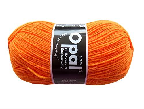 Opal Neon Orange 4 fädig - 2013