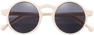 نظارات شمسية دائرية كلاسيكية للنساء من Kelens Vintage Retro Designer Style UV400 للحماية