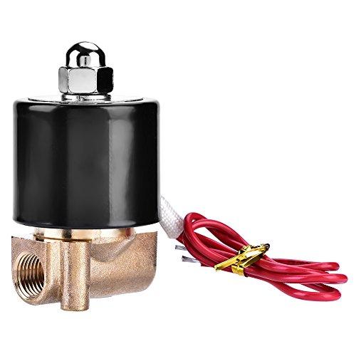 Válvula de control de agua Electroválvula eléctrica para controles de riego para...