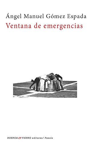 Ventana de emergencias (Poesía)