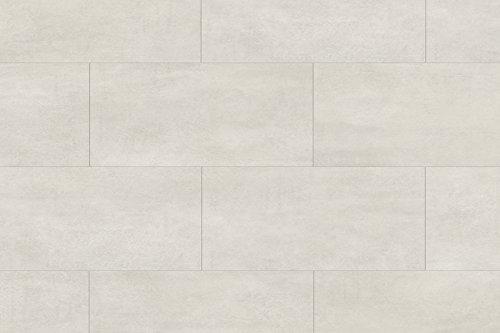 4, 5 mm Pergo Klick-Vinyl Beton hellgrau 320 x 1300 mm (2, 08 M²/ Paket)