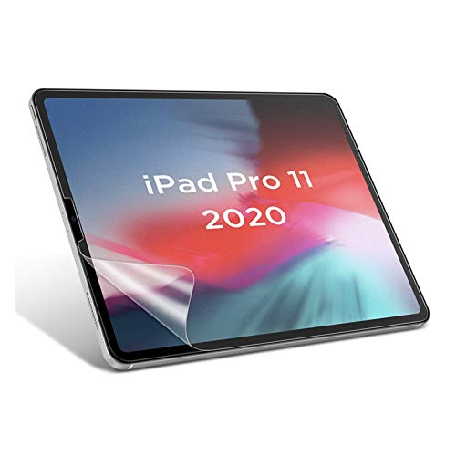 KPBHD 2PCS Screen Protector For 2020 IPad Pro 11'' Inch 2nd/12.9'' Inch 4th Generation Paper-Feel Writable HD Anti Blue-ray Films (Color : 1PC 11 Inch Blue)