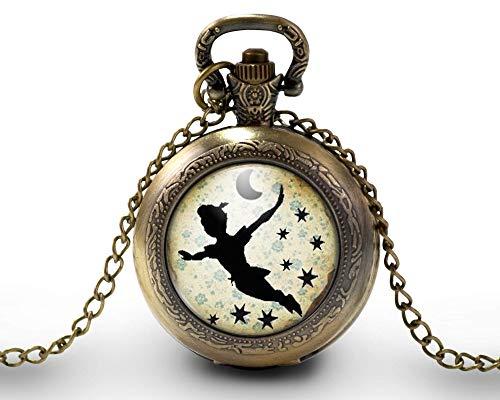 Taschenuhr, Uhr