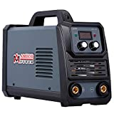 Amico ARC-180, 180-Amp Stick Arc & Lift-TIG Combo Welder, 100-250V Wide Voltage, 80% Duty Cycle, Compatible with all Electrodes: E6010 E6011 E6013 E7014 E7018 ect.