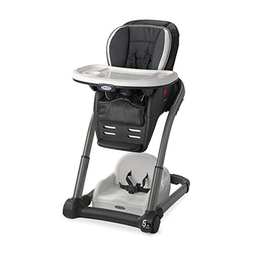 Graco Blossom 6 in 1 Convertible High Chair, Redmond, Amazon Exclusive