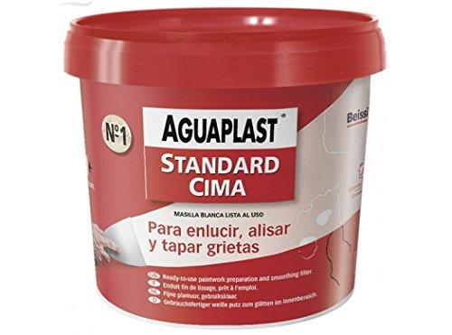 Beissier M28039 Aguaplast Enduit fin de lissage traditionnel en pâte 1kg