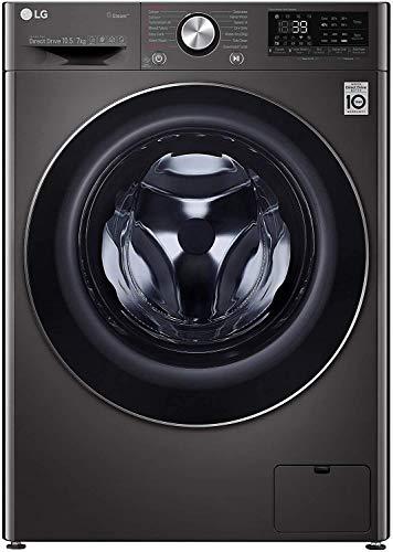 LG 10.5 Kg / 7.0 Kg Inverter Wi-Fi Washer Dryer (FHD1057STB,...
