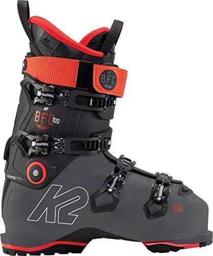 K2 B.F.C. 100 Heat GW Ski Boots Mens Sz 8.5 (26.5)
