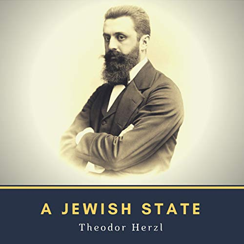 A Jewish State audiobook cover art