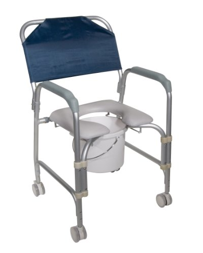 Drive Medical K. D. Aluminum Shower Chair