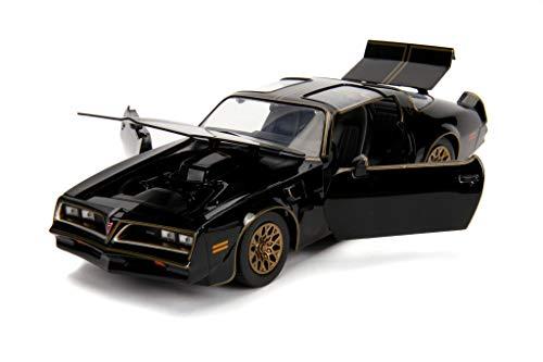 Jada Toys Smokey and The Bandit 1977 Firebird 1:24 Scale Standard
