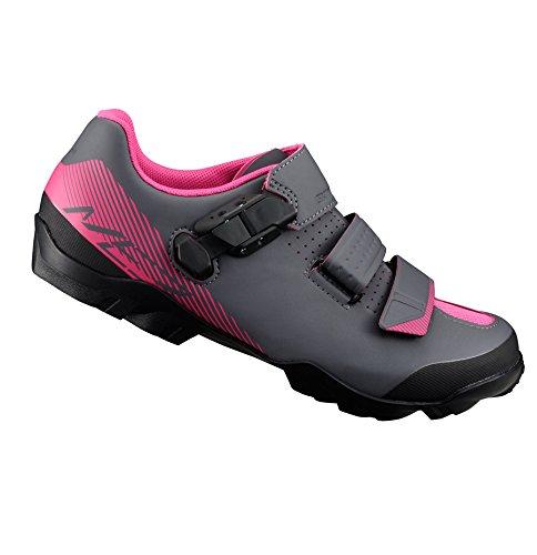 SHIMANO SHME3PG440WL00 - Zapatillas Ciclismo, 44, Nergo - Rosa, Mujer