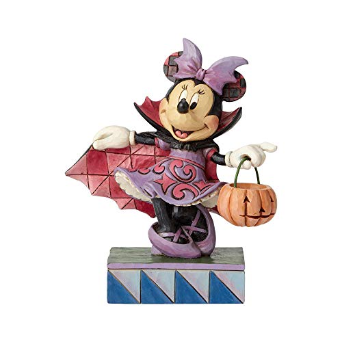 Disney Traditions Violet Vampire - Minnie Mouse Figurine